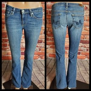 Ag Adriano Goldschmied Bootcut Jeans Size 26R